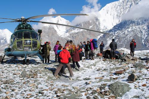 Khan-Tengri Peak
